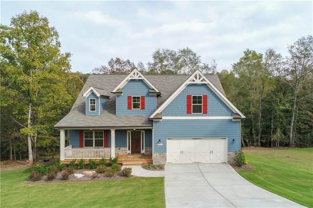 1231 Shiva Boulevard, Winder, GA 30680 (MLS #6720723) :: RE/MAX Prestige