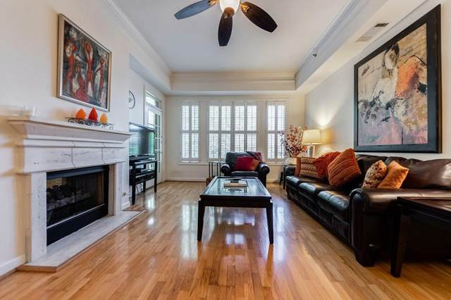 850 NE Piedmont Avenue #1606, Atlanta, GA 30308 (MLS #6720783) :: The Zac Team @ RE/MAX Metro Atlanta