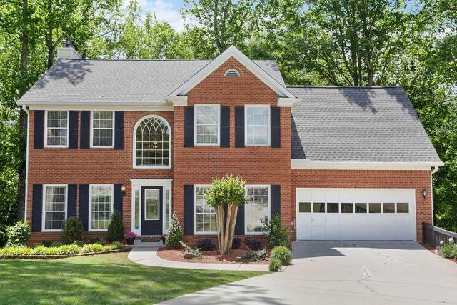 585 Creek Landing Lane, Alpharetta, GA 30005 (MLS #6720788) :: RE/MAX Prestige