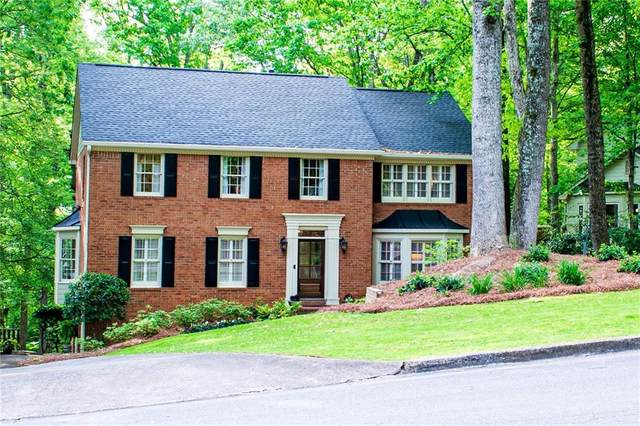 1488 Wheaton Lane, Marietta, GA 30068 (MLS #6720789) :: Thomas Ramon Realty