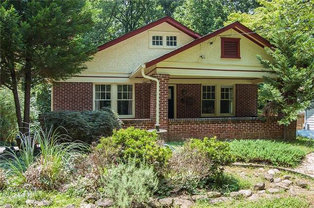 1380 Wayne Avenue, Atlanta, GA 30306 (MLS #6720802) :: RE/MAX Prestige
