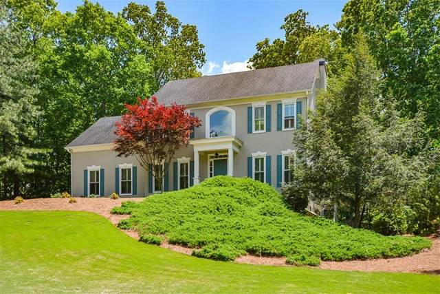 3311 Eagle Watch Drive, Woodstock, GA 30189 (MLS #6720805) :: The Heyl Group at Keller Williams