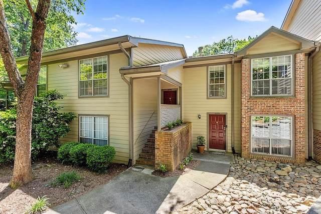 1270 Weatherstone Drive NE, Atlanta, GA 30324 (MLS #6720811) :: Charlie Ballard Real Estate