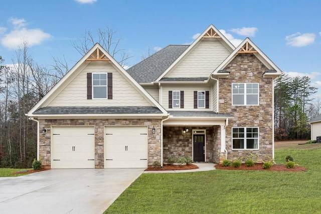 73 Ridgeview Lane, Dawsonville, GA 30534 (MLS #6720841) :: Thomas Ramon Realty