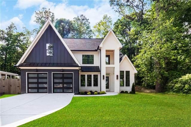 2634 N Thompson Road NE, Brookhaven, GA 30319 (MLS #6720889) :: RE/MAX Paramount Properties