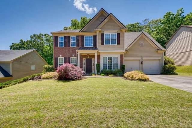 5296 Amberden Hall Drive, Suwanee, GA 30024 (MLS #6720985) :: Thomas Ramon Realty