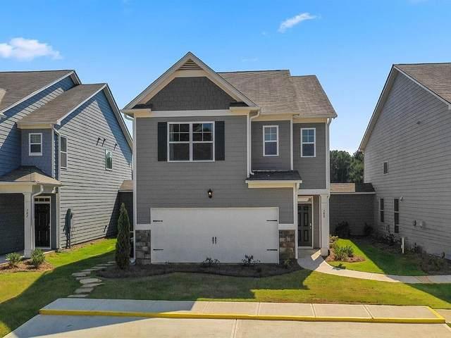 168 Woodhouse Circle, Acworth, GA 30102 (MLS #6721060) :: North Atlanta Home Team