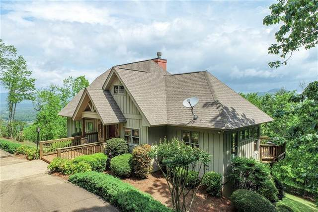 152 Leadpole Mountain Lane, Cleveland, GA 30528 (MLS #6721074) :: The Zac Team @ RE/MAX Metro Atlanta