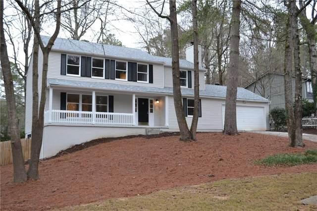 100 Hillside Lane, Roswell, GA 30076 (MLS #6721186) :: The Heyl Group at Keller Williams