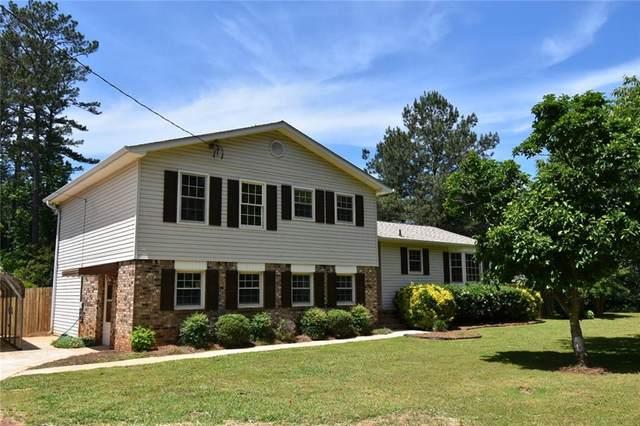 35 Pine Grove Road, Cartersville, GA 30120 (MLS #6721196) :: Thomas Ramon Realty