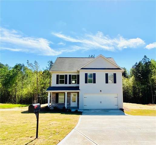 4027 Villager Way, Rex, GA 30273 (MLS #6721211) :: Charlie Ballard Real Estate