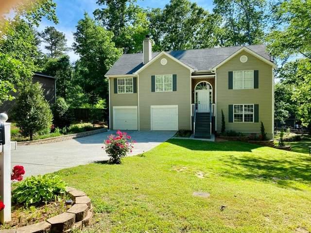 407 Mill Ridge Way, Lawrenceville, GA 30045 (MLS #6721216) :: Rock River Realty