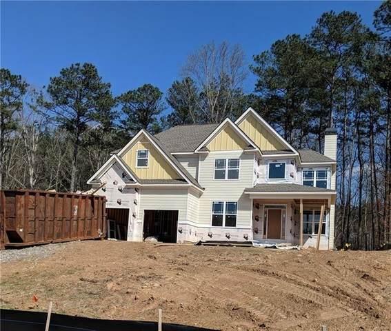 3386 Kenyon Creek Drive NW, Kennesaw, GA 30152 (MLS #6721246) :: The Zac Team @ RE/MAX Metro Atlanta