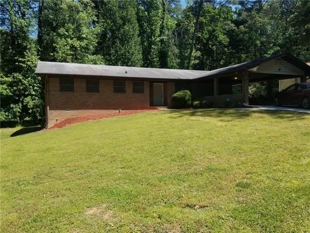 2608 Woodfen Drive, Ellenwood, GA 30294 (MLS #6721281) :: BHGRE Metro Brokers