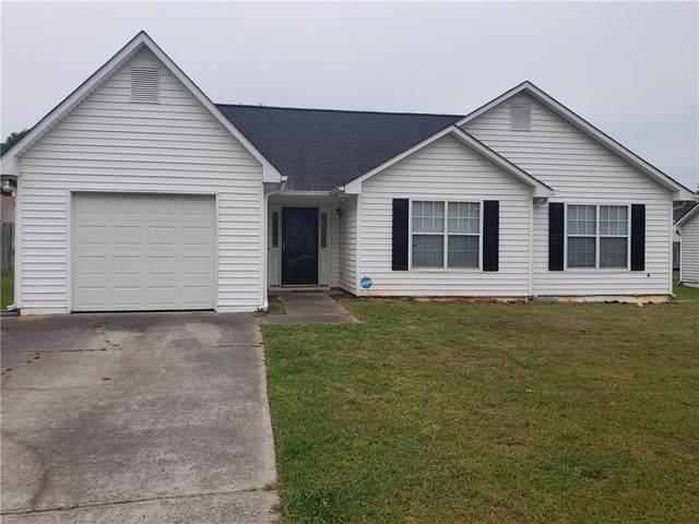 5897 Creekside Drive, Rex, GA 30273 (MLS #6721324) :: Path & Post Real Estate