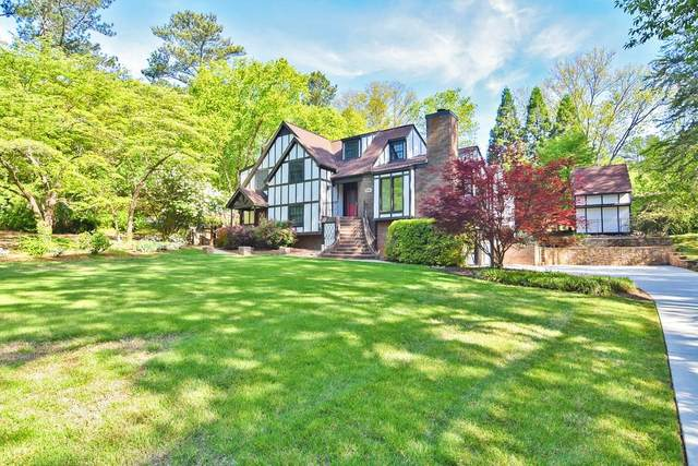 1581 Bentcreek Drive, Marietta, GA 30062 (MLS #6721329) :: RE/MAX Paramount Properties