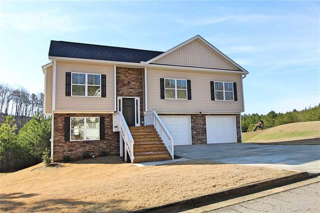 00 Double Eagle Drive, Rockmart, GA 30153 (MLS #6721362) :: RE/MAX Prestige