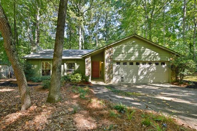 171 North Trace, Alpharetta, GA 30009 (MLS #6721388) :: The Heyl Group at Keller Williams