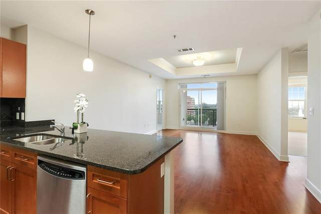 325 E Paces Ferry Road NE #1501, Atlanta, GA 30305 (MLS #6721396) :: The Heyl Group at Keller Williams