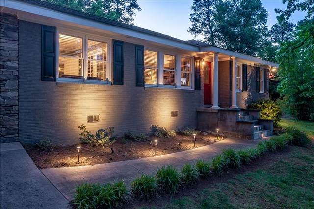 621 Heathmoor Place, Decatur, GA 30032 (MLS #6721443) :: The Zac Team @ RE/MAX Metro Atlanta