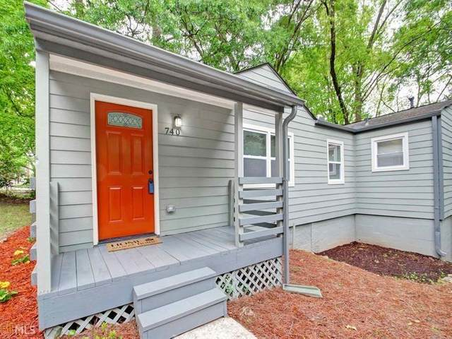 740 North Avenue, Hapeville, GA 30354 (MLS #6721455) :: The Cowan Connection Team