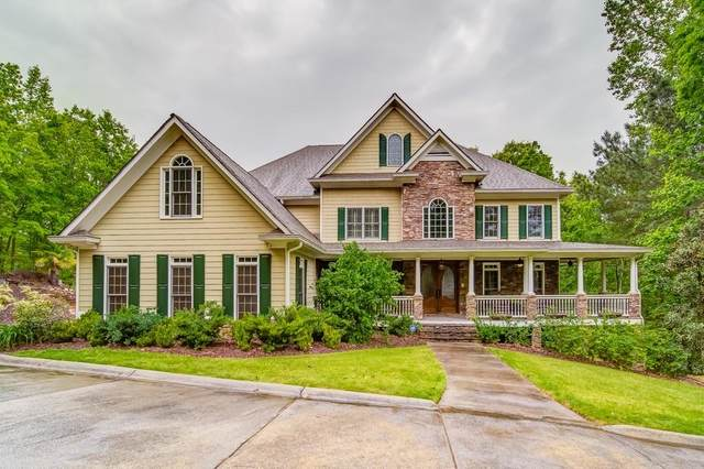 10 Clydesdale Trail, White, GA 30184 (MLS #6721532) :: RE/MAX Paramount Properties