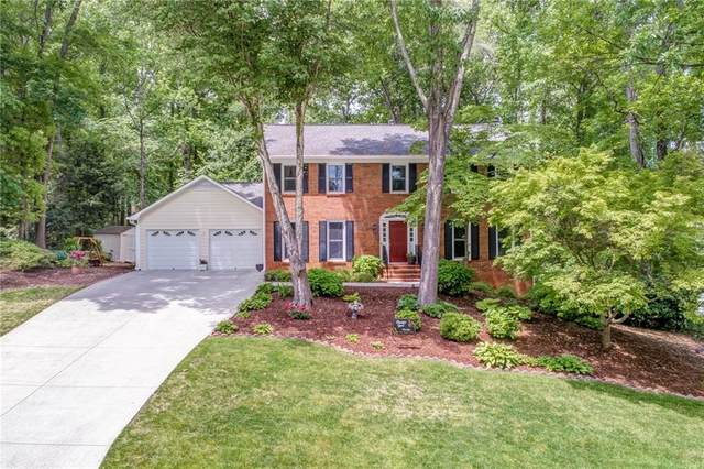 4209 Arbor Club Drive, Marietta, GA 30066 (MLS #6721561) :: North Atlanta Home Team