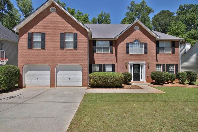 1228 Carriage Trace Circle, Stone Mountain, GA 30087 (MLS #6721591) :: Charlie Ballard Real Estate