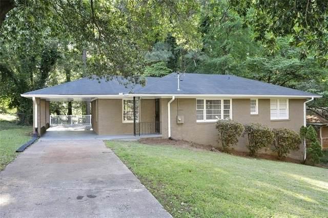2566 Flagstone Drive SE, Atlanta, GA 30316 (MLS #6721659) :: The Zac Team @ RE/MAX Metro Atlanta