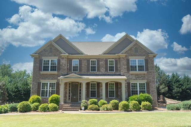 333 Bennington Place, Canton, GA 30115 (MLS #6721686) :: Thomas Ramon Realty