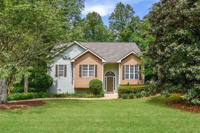 6290 Countryland Drive, Dawsonville, GA 30534 (MLS #6721744) :: RE/MAX Paramount Properties