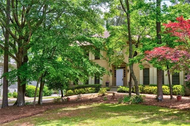9008 Carroll Manor Drive, Sandy Springs, GA 30350 (MLS #6721753) :: RE/MAX Paramount Properties