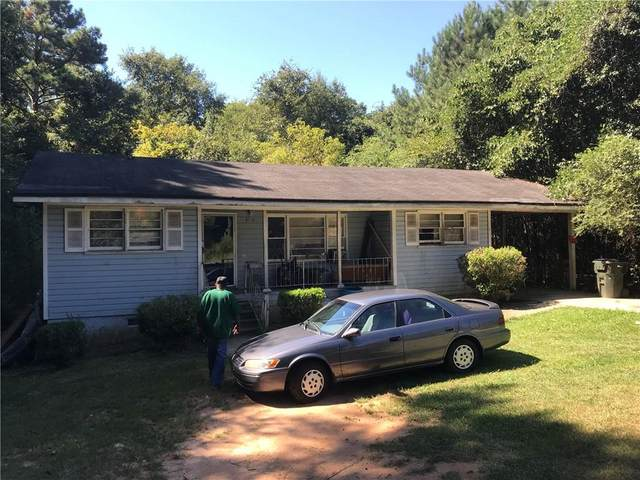 8112 Peoples Street SW, Covington, GA 30014 (MLS #6721815) :: The Butler/Swayne Team