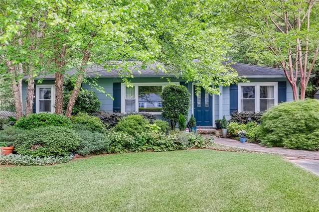 1651 Beacon Hill Boulevard NE, Atlanta, GA 30329 (MLS #6721882) :: The Zac Team @ RE/MAX Metro Atlanta