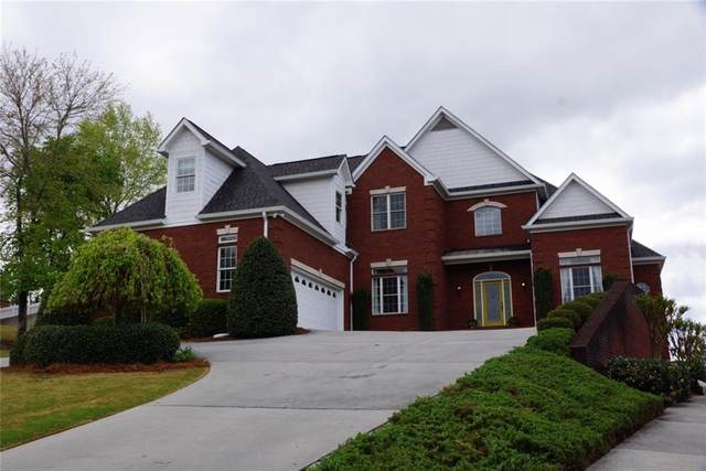 113 Vogel Street NE, Calhoun, GA 30701 (MLS #6721957) :: Kennesaw Life Real Estate