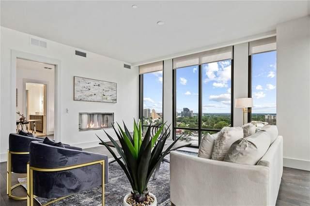 3107 Peachtree Road NE #1504, Atlanta, GA 30305 (MLS #6721993) :: Tonda Booker Real Estate Sales