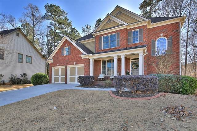 218 Garland Rose Lane, Dallas, GA 30157 (MLS #6722098) :: North Atlanta Home Team