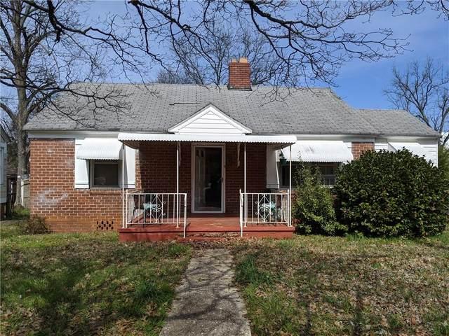 724 East Avenue NE, Atlanta, GA 30312 (MLS #6722216) :: RE/MAX Prestige