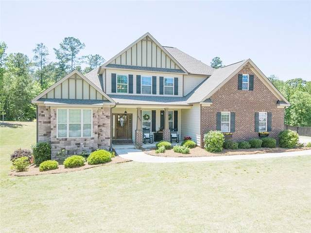 237 Thyme Leaf Way, Locust Grove, GA 30248 (MLS #6722234) :: The Zac Team @ RE/MAX Metro Atlanta