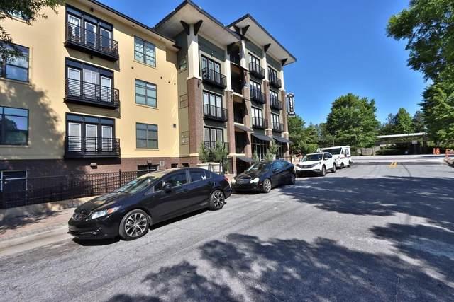 5300 Peachtree Road #1405, Chamblee, GA 30341 (MLS #6722272) :: Tonda Booker Real Estate Sales