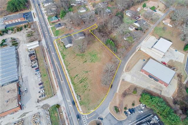 4575 S Lee Street, Buford, GA 30518 (MLS #6722340) :: Path & Post Real Estate