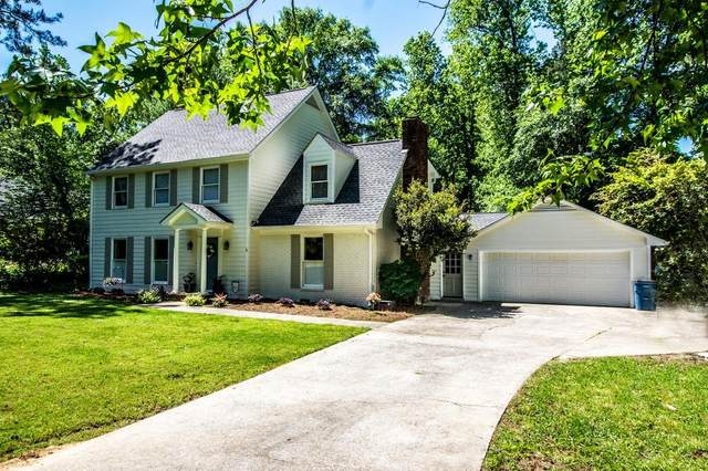 12 River Place Drive SW, Rome, GA 30165 (MLS #6722375) :: North Atlanta Home Team
