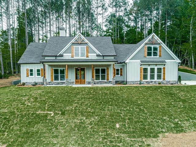 607 Walker Court, Canton, GA 30115 (MLS #6722443) :: The Butler/Swayne Team