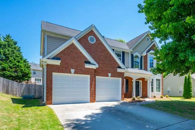 1540 Argonne Lane, Alpharetta, GA 30004 (MLS #6722450) :: Charlie Ballard Real Estate