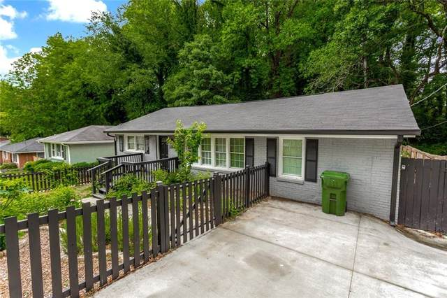 2317 Polar Rock Avenue SW, Atlanta, GA 30315 (MLS #6722503) :: The Zac Team @ RE/MAX Metro Atlanta