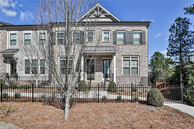 2330 Mclean Chase SE, Smyrna, GA 30080 (MLS #6722568) :: The Hinsons - Mike Hinson & Harriet Hinson