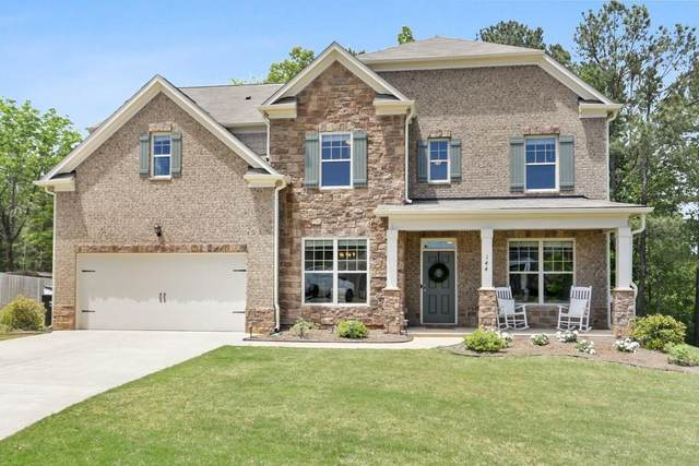 144 Oak Mill Terrace, Dallas, GA 30132 (MLS #6722574) :: North Atlanta Home Team