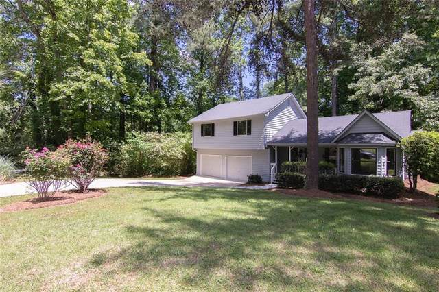 4710 Jamerson Creek Drive, Marietta, GA 30066 (MLS #6722599) :: North Atlanta Home Team