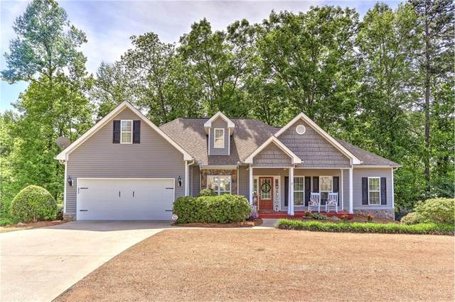 5312 Checkered Spot Drive, Gainesville, GA 30506 (MLS #6722600) :: The Heyl Group at Keller Williams