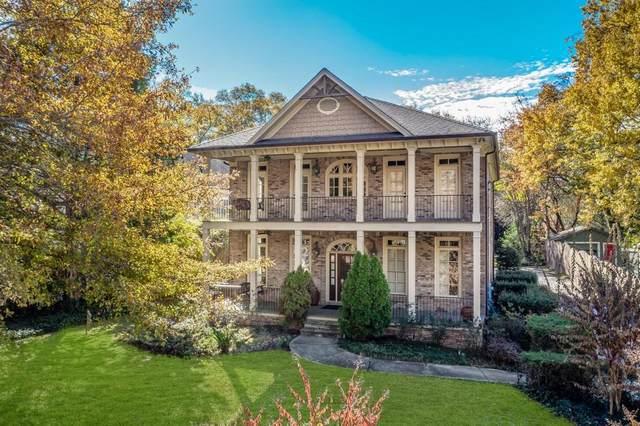 1363 Sylvan Circle NE, Brookhaven, GA 30319 (MLS #6722615) :: RE/MAX Paramount Properties
